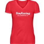 Shirt Simracing my passion